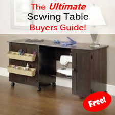 Portable Sewing Table by Sewing Machine Tables Portable And Strong Sewing Furniture