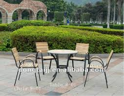 Solid Wood Patio Furniture by Solid Wood Outdoor Furniture Josep Homes Collection