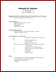 resume for high school students with no experience template exles of resumes with no experience resume exles sle of a