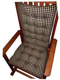 Outdoor Tanning Chair Design Ideas Brilliant Wooden Rocking Chair With Cushion Replacement Cushions
