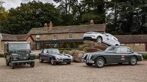 convertible land rover vintage new jaguar land rover driving experience recreates the 1960s