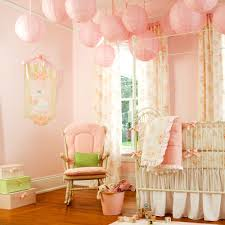 Baby Curtains For Nursery by Furniture Oak Wood Rocking Chair For Nursery With Pink Cushions
