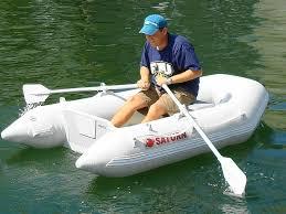 saturn sd230 portable lightweight yacht tender by