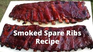 recipe for smoked pork ribs food for health recipes