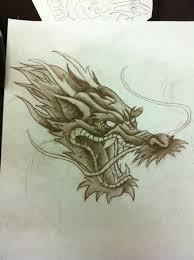 38 best japanese dragon tattoo head images on pinterest japanese