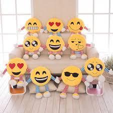 smiley bureau bureau siège oreillers moelleux emoji émoticônes smiley oreillers