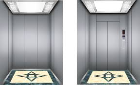 gearless traction passenger elevator with microcomputer product