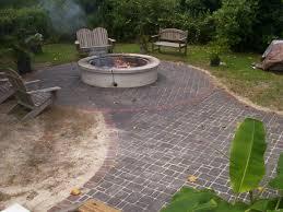 laying patio bricks sand glf home pros brick pavers