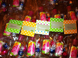 twin baby shower favors sweet pea theme 1 mini shower gel abs