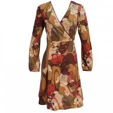 fab u0026 fair nomads fairtrade wrap around dress beautiful goods