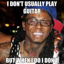 Lil Wayne Be Like Memes - wayne flow be like meme