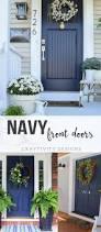 exterior colors navy front door ideas u2013 craftivity designs