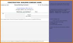 Excel Construction Bid Template Construction Bid Template Free Excel Thebridgesummit Co
