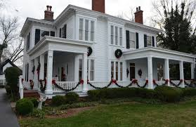 a christmas tour of historic homes in marietta georgia
