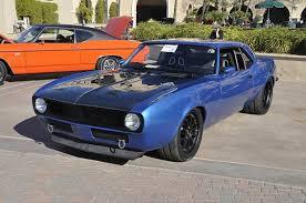 blue 68 camaro jcg restorations customs built 68 camaro