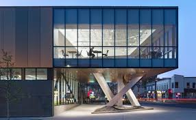 glass box architecture facade glass box archives modern design