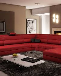 best 25 red leather sectional ideas on pinterest red decor