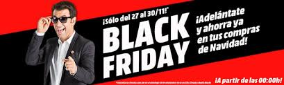 media markt black friday black friday media markt mejores ofertas del folleto 27 11 a 30