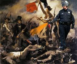Pepper Spray Meme - pepper spray cop meme walks through art history