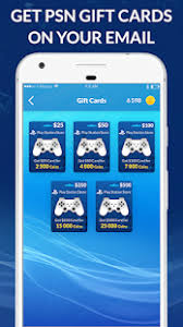 playstation gift card 10 free gift cards for psn gift card generator apps on play