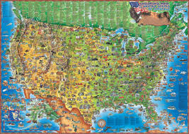 Wall Map Of Usa by Geo Map United States Of America Map Map Of The Usa Usa Regions