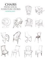 Interior Design Sketches Furniture Design Sketches Modern Style Informacoes Originalmente