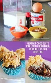 german chocolate cake cupcakes love from the oven