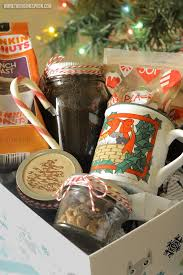 Comfort Gift Basket Ideas Diy Coffee Lover U0027s Gift Basket The Rising Spoon
