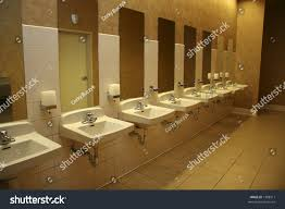 Stainless Steel Toilet Partitions Fastpartitions Public Bathroom Sink Descargas Mundiales Com