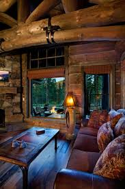 Interior Log Home Pictures Best 25 Log Cabin Furniture Ideas On Pinterest Natural Kids