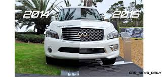 infiniti qx56 limo 2015 infiniti qx80 pebble beach photos specs options pricing