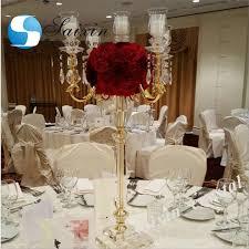 beautiful white ostrich feather centerpieces wedding decoration