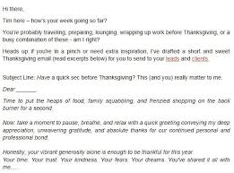 last minute thanksgiving greeting for your contacts