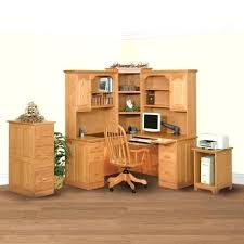 Solid Oak Corner Desk Computer Desk With Hutch For Sale Remodel Ideas Find More Solid