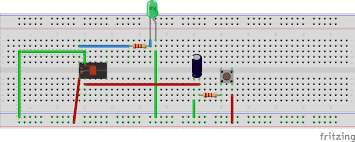 capacitor timed relay circuit wiring and calculating