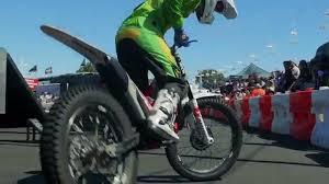 car junkyard perth motorcycle stunt freestyle mx freetrial x trial perth mc