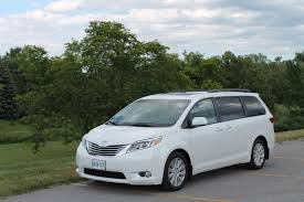 Toyota Sienna 2015 Release Date Chrysler Town U0026 Country Vs Toyota Sienna How Do They Stack Up