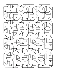 to print this free coloring page coloring op art jean larcher 8