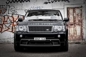 2009 range rover stormer kit launched in australia autoevolution