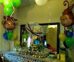monkey baby shower decorations excellent monkey baby shower decorations photo t20international org