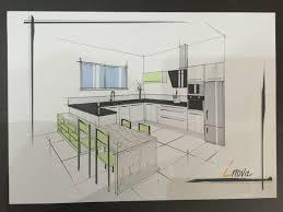 dessiner une cuisine en 3d dessin cuisine moderne cuisines inovconception