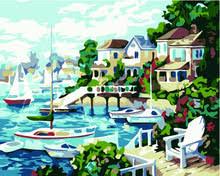 Lakeside Home Decor Online Get Cheap Lakeside Art Aliexpress Com Alibaba Group
