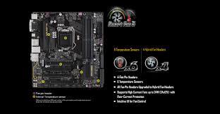gigabyte ga h270m d3h motherboard pc express