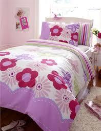 Uk Single Duvet Size New Pretty Pink U0026 Duck Egg Girls Single Bedding Duvet Cover Bed