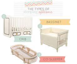 understanding baby sleeping options