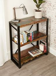 urban chic low bookcase urban chic reclaimed shop by