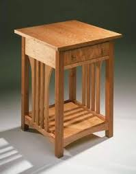 shaker style side table shaker style bedside table google search home pinterest