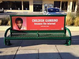 photo gallery u2013 bus bench ads
