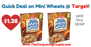 black friday target magformers frosted mini wheats pumpkin spice only 1 38 target