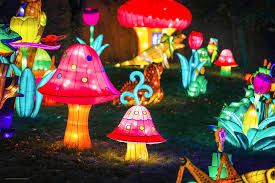 Toledo Zoo Christmas Lights by Lanterns To Brighten Toledo Zoo At Fall Events The Blade